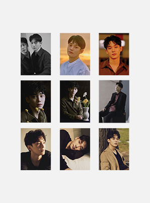 CHEN POSTCARD BOOK - Dear my dear