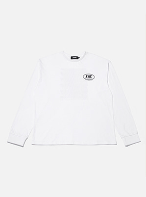 [A PRECIOUS MOMENT &P!CK] KICHWORK  collabo long sleeve T-shirt