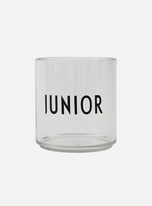 [MD &P!CK] DESIGN LETTERS Kids Personal Drinking Glass
