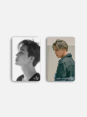 KAI TRANSPORTATION CARD - SuperM