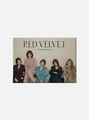 Red Velvet SEASON'S GREETINGS 2020
