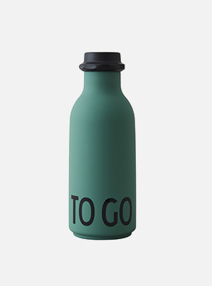 [MD &P!CK] DESIGN LETTERS To Go Water Bottle