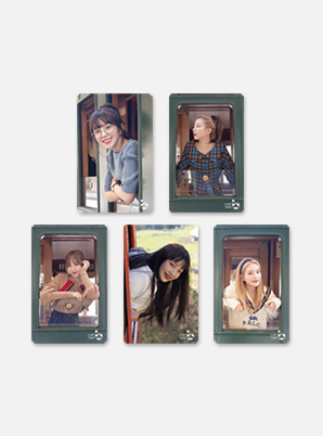 Red Velvet TRANSPORTATION CARD