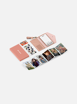 Red Velvet ORGANIZER PACKAGE