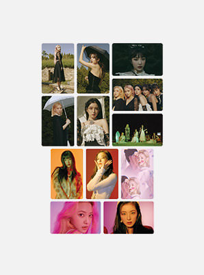 Red Velvet STICKER PACK - 'The ReVe Festival' Finale
