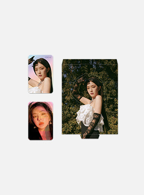 Red Velvet LENTICULAR PHOTO CARD SET - 'The ReVe Festival' Finale